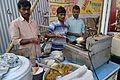 Food Stall - 38th International Kolkata Book Fair - Milan Mela Complex - Kolkata 2014-02-09 8747.JPG