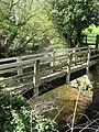 Footbridge over Thirkleby Beck - geograph.org.uk - 401585.jpg