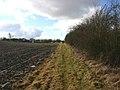 Footpath to Beecham Farm - geograph.org.uk - 1718959.jpg