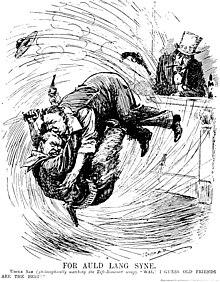 The battle between Taft and Roosevelt bitterly split the Republican
