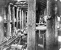 Forestry Building Lewis Clark Expo interior 1905.jpg