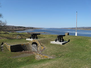 Fort Anne four-star fort built to protect the harbour of Annapolis Royal, Nova Scotia