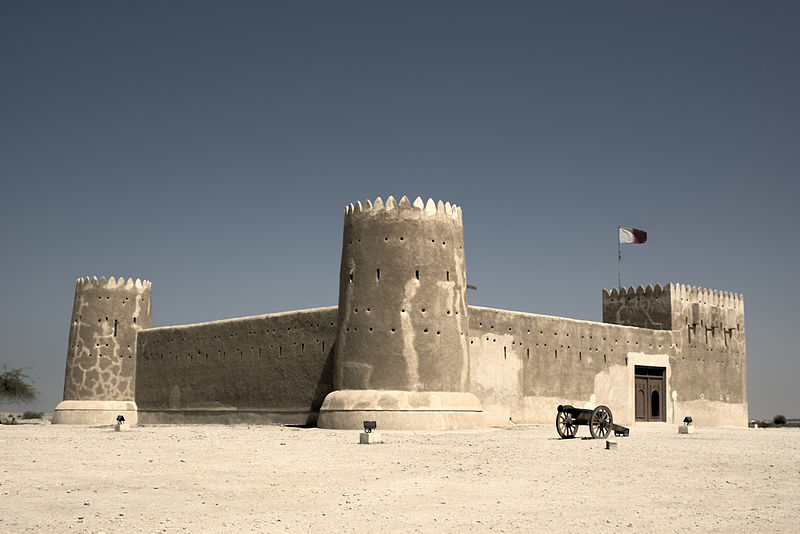 File:Fort Zubara, Qatar (2371639734).jpg