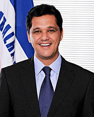 Ricardo Ferraço - Image: Foto oficial de Ricardo Ferraço