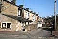 Foulridge, Lancashire, House backs, Parkinson Street - geograph.org.uk - 1801781.jpg