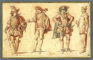 Commedia DellArte: A Handbook for Troupes