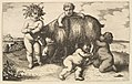 Four boys, a young satyr, and a goat (copy in reverse) MET DP822958.jpg
