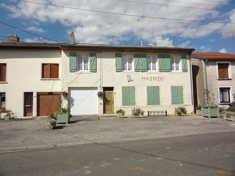 Fréménil (M-et-M) mairie