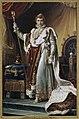 François Gérard - Napoléon Ier en costume du Sacre - Musée national du château de Fontainebleau.jpg