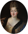 Françoise Marie de Bourbon, Mademoiselle de Blois.png