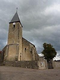France Côte d'Or - Church of Darcey 2.jpg