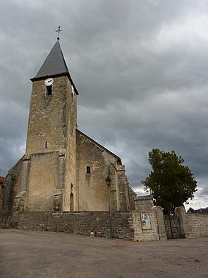 France Côte d'Or - Church of Darcey 2.jpg