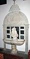 Francesco di simone ferrucci e gregorio di lorenzo, lavabo della badia fiesolana, 1460-65 ca. 01.JPG
