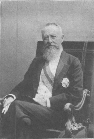 Francis Richard Plunkett - Francis Richard Plunkett, 1900