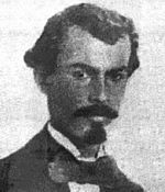 Portrait of Francisco Ramírez