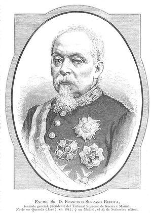 Francisco Serrano Bedoya