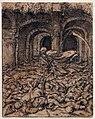 Francisco de holanda (attr.), le anime condotte alla bocca del leviatano, 1537 ca.jpg