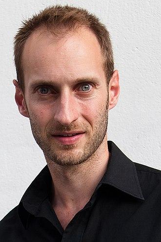 Franck Vogel - Image: Franck Vogel Portrait