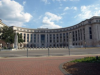 Frank M. Johnson Jr. Federal Building and United States Courthouse - The courthouse annex