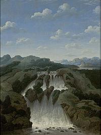 Cachoeira de Paulo Afonso, 1649