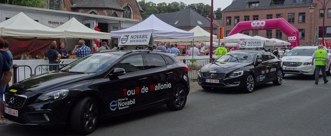 Frasnes-lez-Anvaing - Tour de Wallonie, étape 1, 26 juillet 2014, départ (A18).JPG