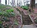 Freddy's Steps, Belfast - geograph.org.uk - 701157.jpg