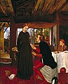 Frederic George Stephens - The Proposal (The Marquis and Griselda).jpg