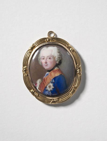 File:Frederick II (1712-1786), King of Prussia (Joseph Brecheisen) - Nationalmuseum - 181237.tif