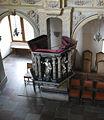 Frederiksborg Slotskirke Hilleroed Denmark pulpit.jpg
