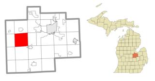 Fremont Township, Saginaw County, Michigan Civil township in Michigan, United States