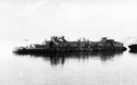 French battleship Massena as breakwater.png