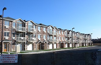 Middle Village, Queens - New housing
