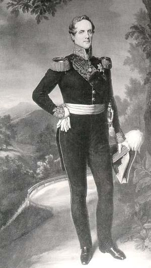 Imperial and Royal Dragoons - Colonel-in-chief of the 3rd Dragoons King Frederick Augustus of Saxony