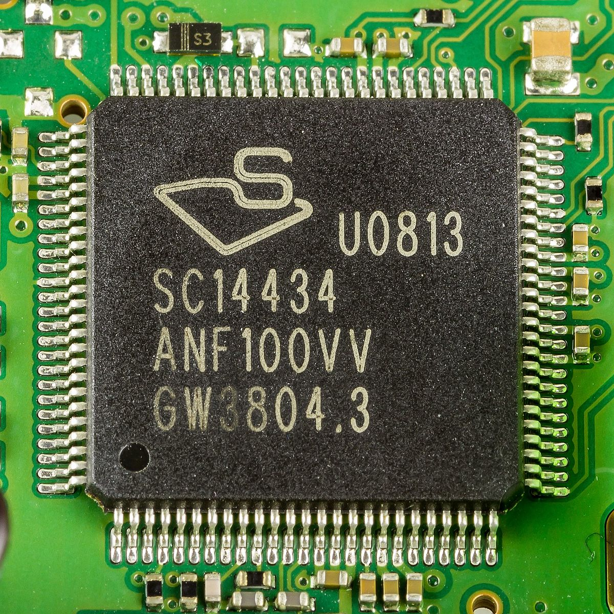 Baseband Processor Wikipedia Mixed Signal Transceiver