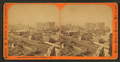 From Tribune Building looking N.W, by Lovejoy & Foster.png