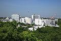 Fujita Health University from Futamurayama, Toyoake 2012.JPG