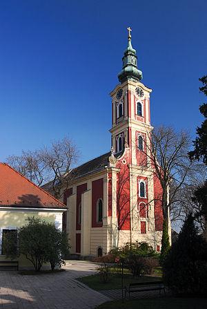 Eparchy of Buda - Image: Görögkeleti püspöki székesegyház (Belgrád templom) (7388. számú műemlék) 4