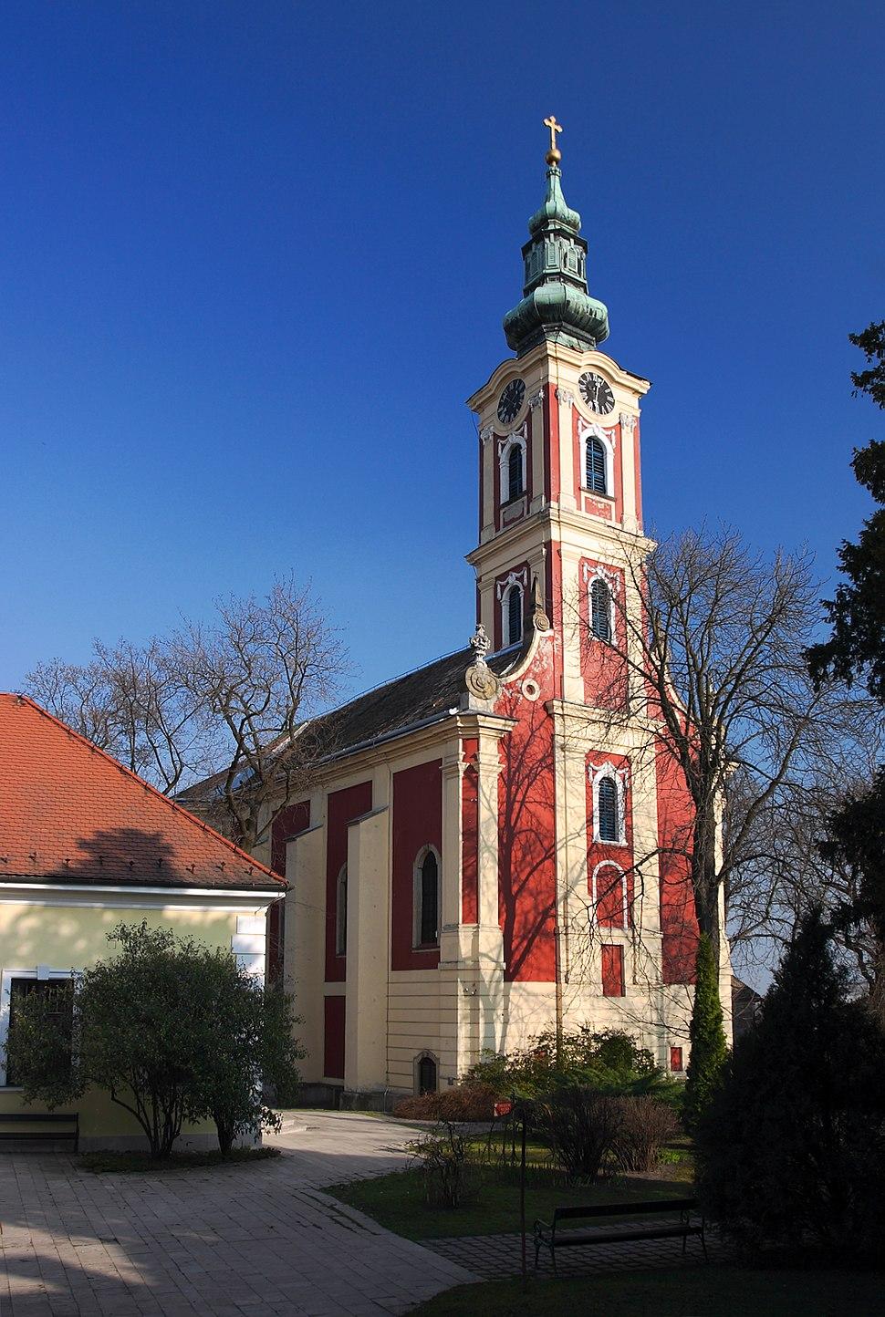 Görögkeleti püspöki székesegyház (Belgrád-templom) (7388. számú műemlék) 4