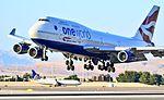 G-CIVC Oneworld (British Airways) Boeing 747-436 (cn 25812-1022) (7312978634).jpg