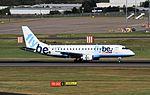 G-FBJK Embraer 175 Flybe BHX 30-08-16 (29187825884).jpg