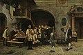 Gabriel von Hackl - Kaiser Joseph II. als Knabe bei den Invaliden in Wien - 2470 - Kunsthistorisches Museum.jpg