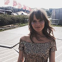 Aplin at Bestival Festival, Isle of Wight in 2015