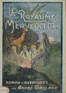 Gaillard - El reino maravilloso, 1917.djvu
