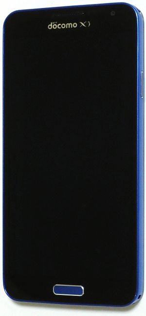 Samsung Galaxy J - Samsung Galaxy J in Lapis Blue