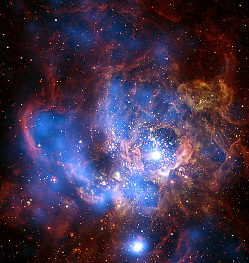 Galaxy M33 Chandra X-ray Observatory