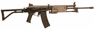 IMI Galil assault rifle