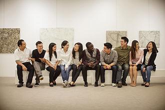 Torch Trinity Graduate University - Art Gallery Opening