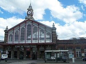 Gare de Tourcoing - Gare de Tourcoing