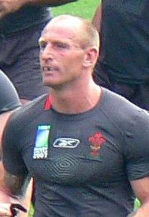 Gareth Thomas (rugby) - Image: Gareth Thomas