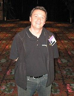 Garth Gibson Canadian computer researcher